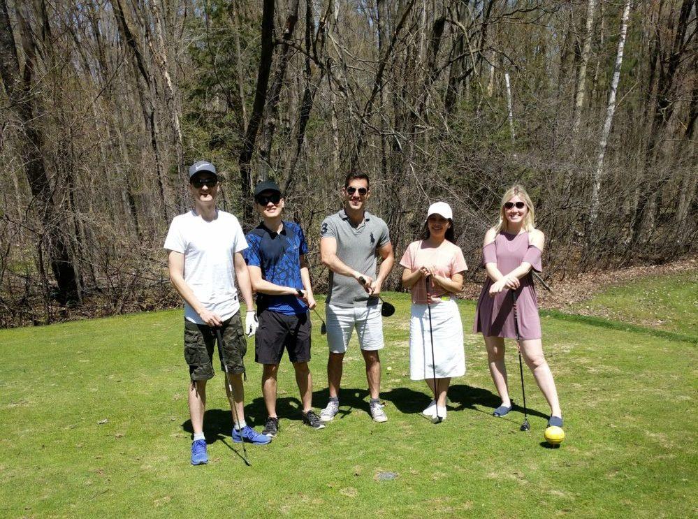 BM Group Golf 2018